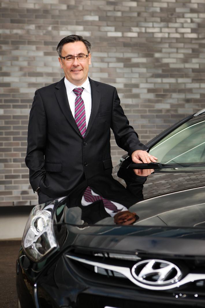 Hyundai - erste asiatische Marke in der Schweiz (Bild/Dokument)