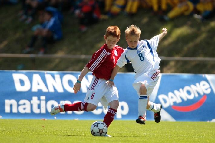 Weltfinale des Danone Nations Cup in Südafrika (mit Bild)