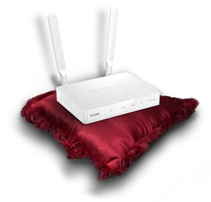 """Einfach reinstecken: """"Netzwerk-Booster"""" von D-Link bringt Highspeed-WLAN in jedes Zuhause"""