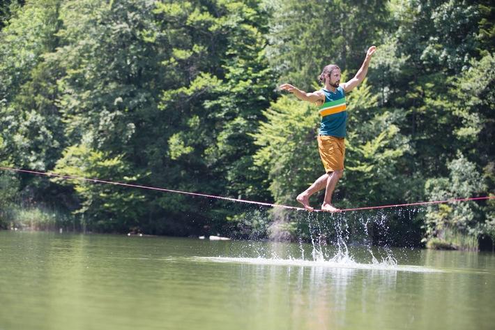 """""""WASSERfest - WATERproof"""" Österreichs erstes Waterline Festival"""