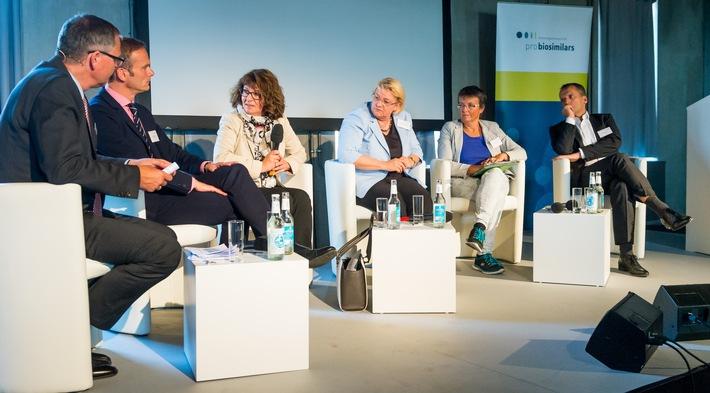 """Symposium """"10 Jahre Biosimilars in Deutschland""""-  Noch zu viel ungenutztes Potenzial"""