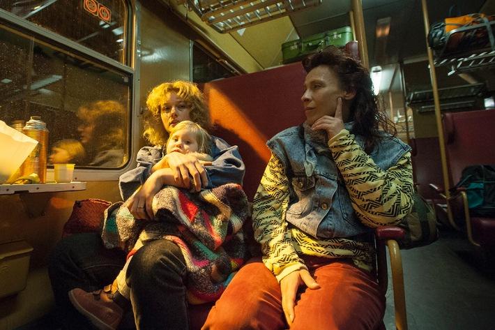 """""""Zug in die Freiheit"""" als Preview bei der Dresdner Filmnacht am Elbufer"""