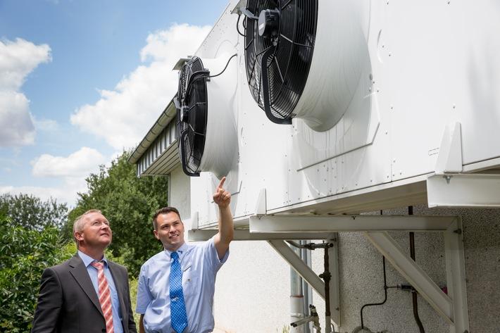 ALDI S�D verpflichtet sich zum Energiesparen