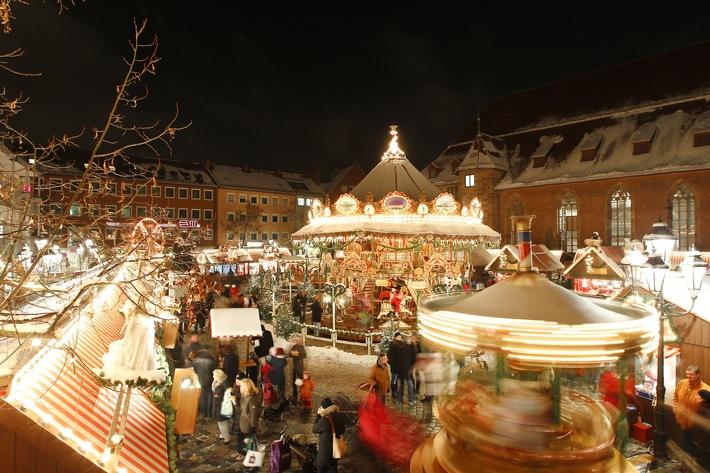 Mit der Familie nach Nürnberg - Advents-Angebote für Groß und Klein
