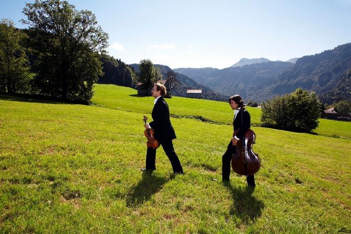 Liedgesang & tollkühne Frauen im Bregenzerwald