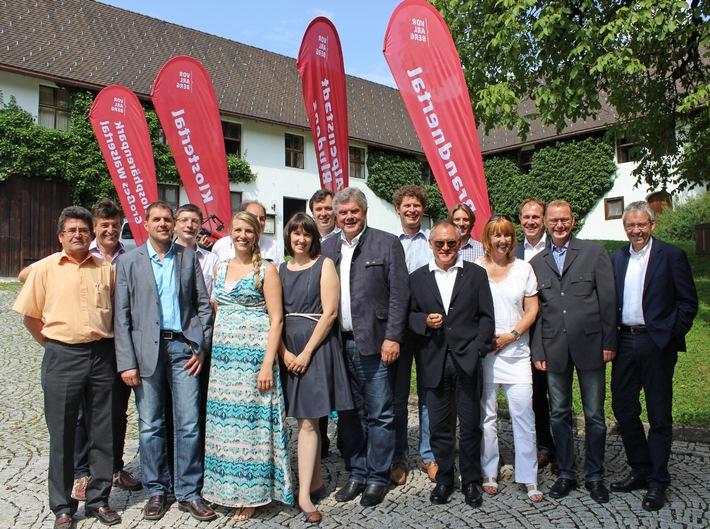 Biosphärenpark Großes Walsertal Mitglied bei der Alpenregion Bludenz Tourismus GmbH