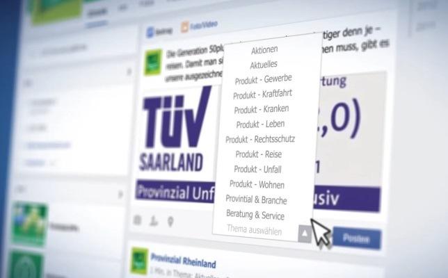 Facebook: Neue technische Unterstützung für Geschäftsstellen