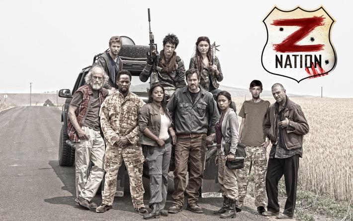 """Humor, Herz & Horror: RTL II zeigt die Serie """"Z Nation"""" als deutsche Free-TV-Premiere ab dem 06.11., 23:35 Uhr"""