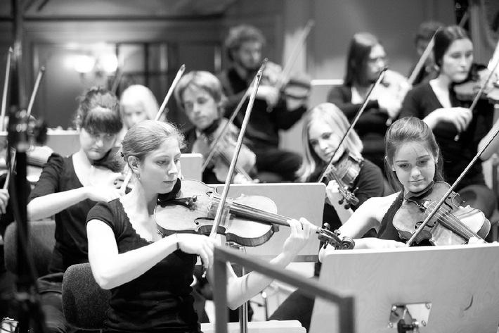 40 Jahre Schweizer Jugend-Sinfonie-Orchester (SJSO)