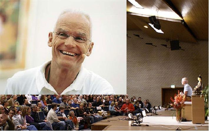 Öffentlicher Vortrag mit Lama Ole Nydahl - Meditation und Sichtweise im Diamantwegbuddhismus