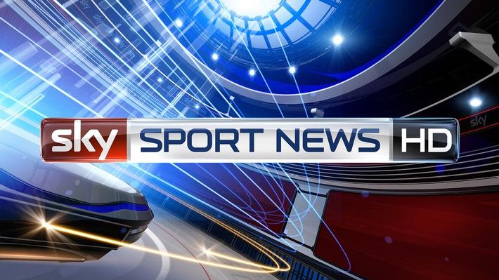 Die Sport-Highlights von Sky Sport News HD ab sofort bei McDonald's