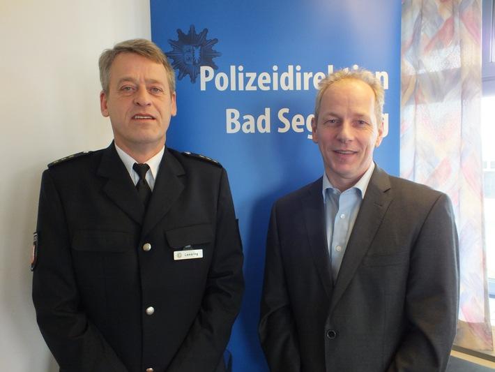 POL-SE: Polizeidirektion Bad Segeberg/Kreis Segeberg: Kriminalstatistik 2015-Weniger Straftaten im Kreis Segeberg aber mehr Wohnungseinbrüche, insbesondere tagsüber