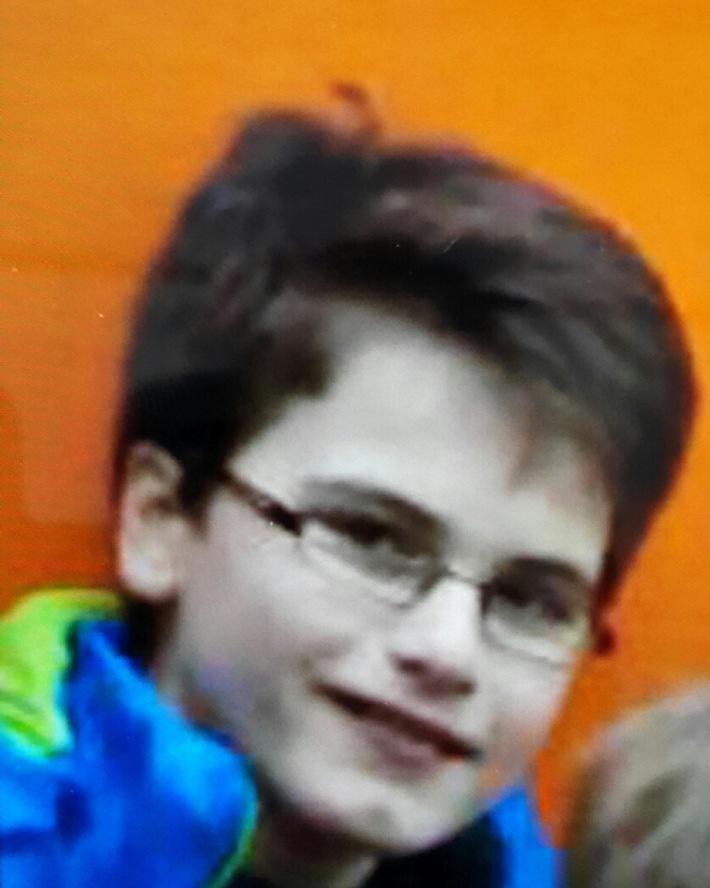 Wo ist Hasan Nick Kalthoff? Wer kann Hinweise zum Aufenthalt des elfjährigen Jungen geben?