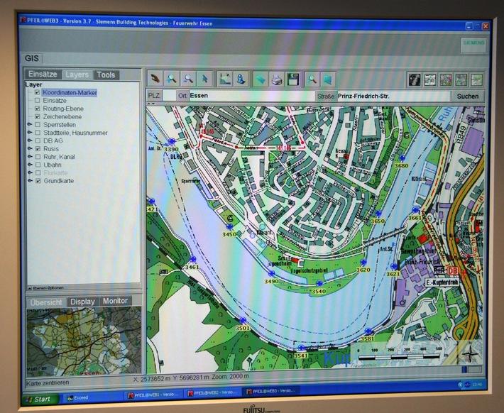 FW-E: Neue Schilder braucht die Stadt, Ruhr-Standort-Informations-System RuSIS installiert