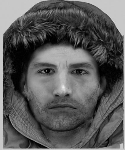 POL-D: Nach Raub in Flingern: Polizei veröffentlicht Phantombild - Wer kennt den Mann?