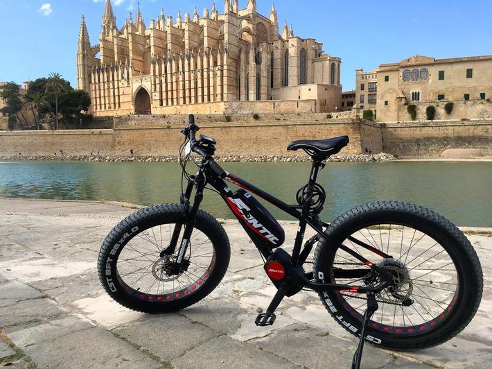 Es grünt so grün, wenn Spaniens E-Bikes glühn