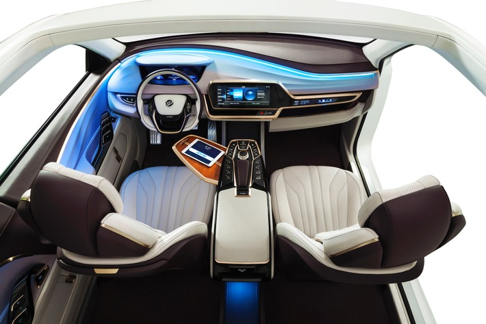 Yanfeng Automotive Interiors' ID16 concept makes its global debut at the IAA / What can we expect for the future of automotive interiors?