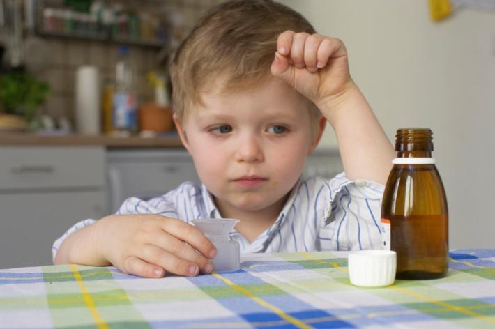 Zwei Drittel aller Kinder haben gelegentlich Magen-Darm-Beschwerden