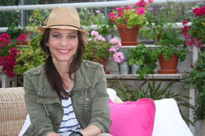 """Daniela Fuß macht mit """"Mein Gartenglück"""" Lust auf grüne Oasen"""