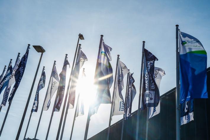 in WASSER BERLIN INTERNATIONAL 2017 zieht positive Bilanz