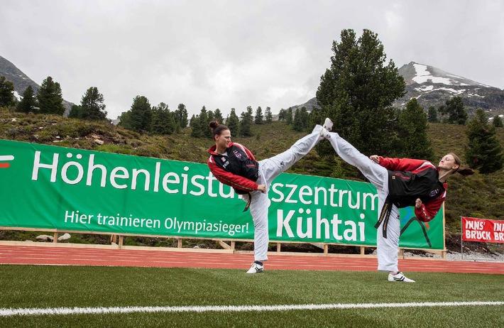 Acht Sportevents und 18 Trainingslager - Top-Bilanz des Höhenleistungszentrum Kühtai