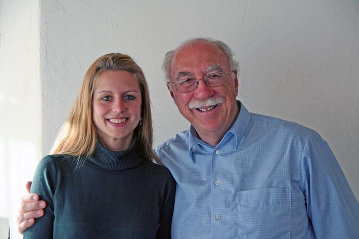 """Rolf Maibach und Marianne Barthelmy-Kaufmann nominiert für den """"Swiss Award 2010"""" in der Kategorie """"Gesellschaft"""""""