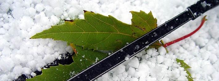 Naturereigniskalender der Allianz Suisse: Die meisten Unwetter gibt es im Juli