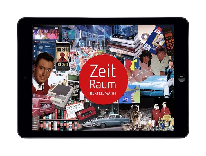 Unternehmensgeschichte spielerisch erleben: Bertelsmann präsentiert neue App