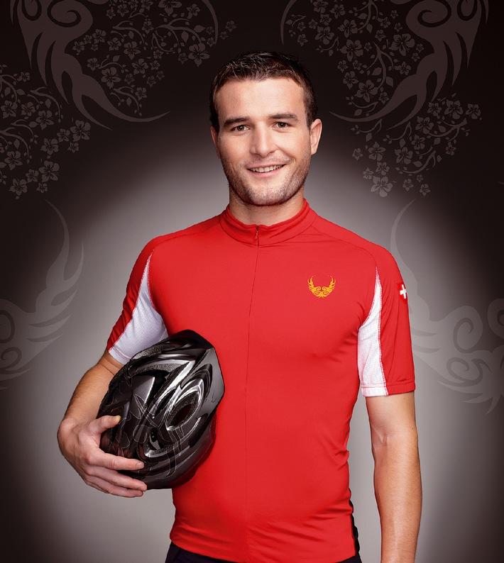Jumbo-Markt AG: Alex Frei goes California - Limited Edition Alex Frei Bikes et Accessoires California®