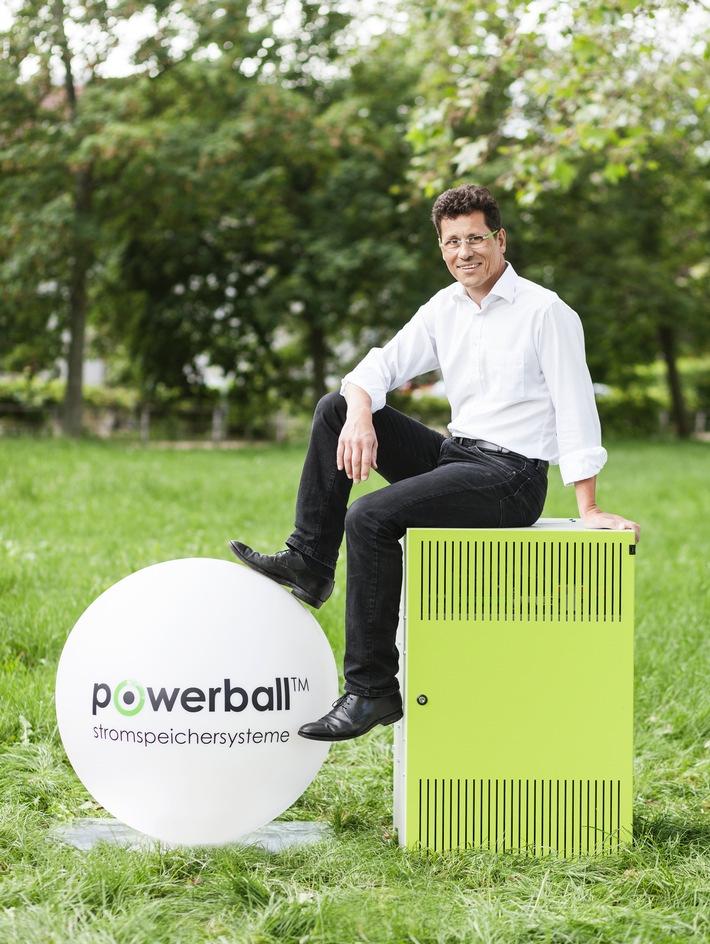 Wirtschaftliche Stromspeicher aus der Schweiz / Powerball-Systems AG platziert Preisbrecher im Markt / Erster voll recycelbarer Stromspeicher mit Vollausstattung der ohne Förderung wirtschaftlich ist