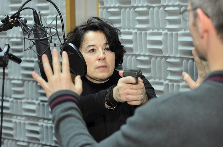 """""""Sterben kann jeder"""" - am besten mit Attest / ARD Radio Tatort des SWR mit Karoline Eichhorn und Ueli Jäggi / Ein toter Arzt an der B14 und ein verzweifelter LKA-Ermittler"""