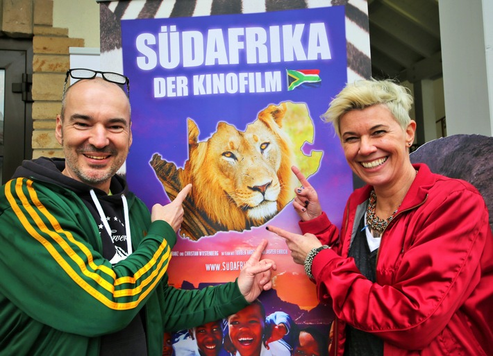 Besucheransturm auf Premierentour von Südafrika - Der Kinofilm / Bundesstart am 25.02.