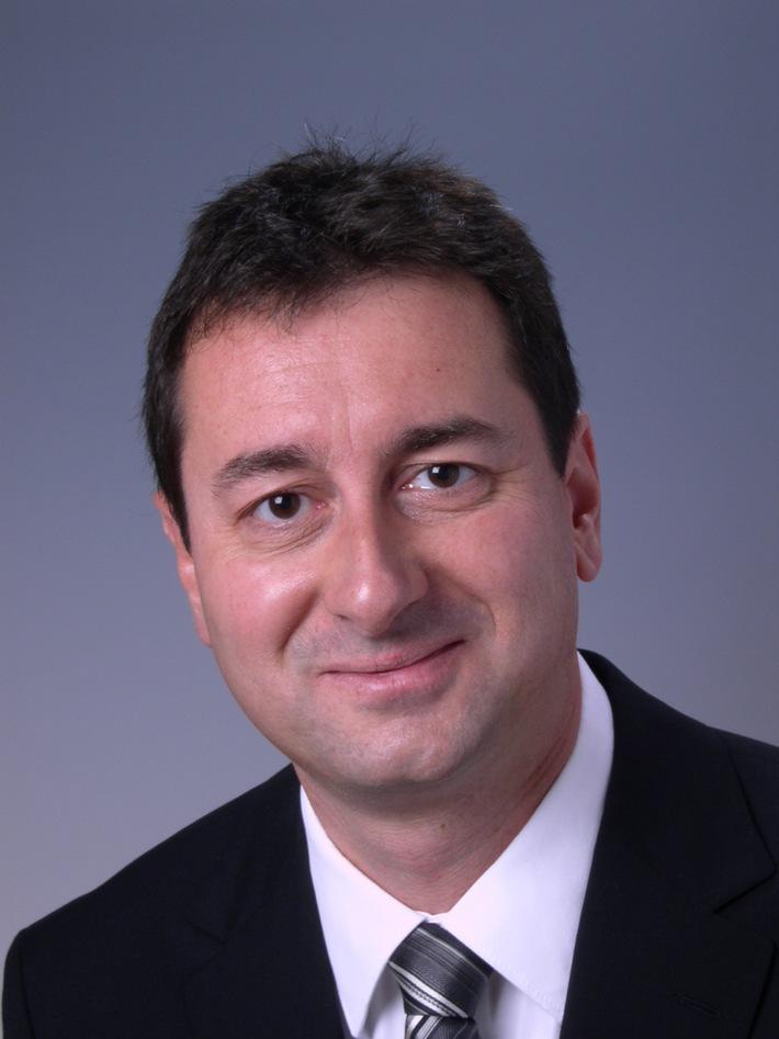 Neuer Vertriebs- und Marketingleiter der Application-Services- Einheit von Capgemini in der Schweiz