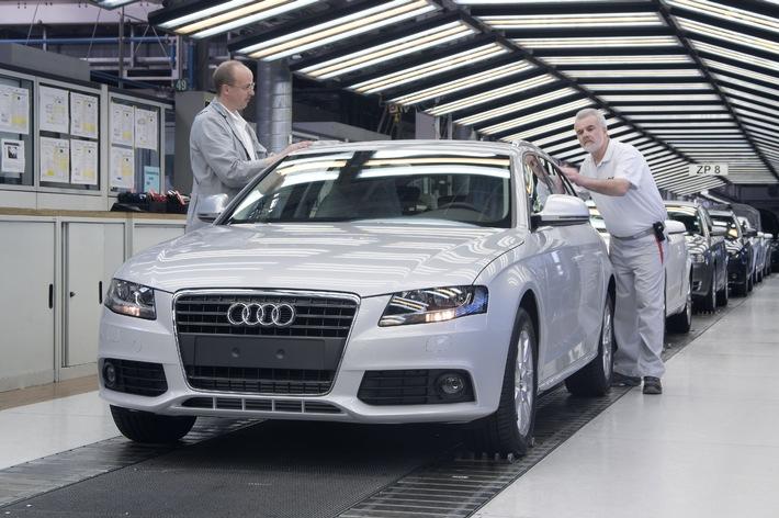 Audi AG: 119. Ordentliche Hauptversammlung am 07.05.2008 in Ingolstadt