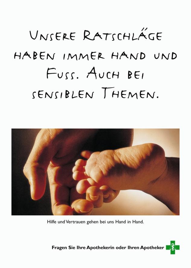 Schweizerischer Apothekerverband: Tabuthemen ansprechen