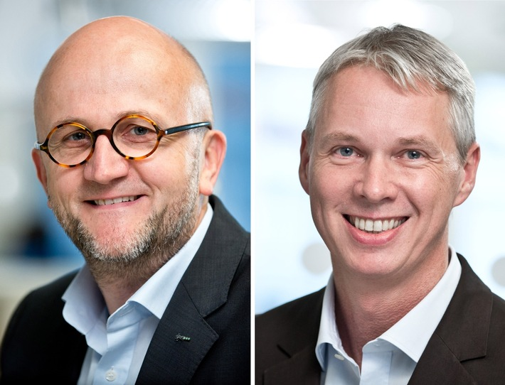 Meinolf Ellers wird Chief Digital Officer der dpa - Frank Rumpf neuer Geschäftsführer der dpa-infocom