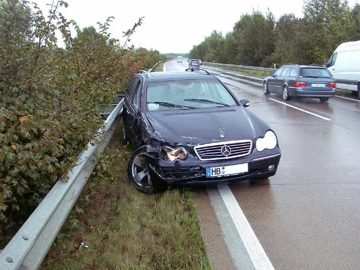 POL-CUX: Pressemitteilung der PI Cuxhaven/Wesermarsch vom 06.09.2009