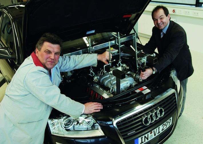 """""""Ideen machen Zukunft"""": Audi übernimmt Schirmherrschaft"""