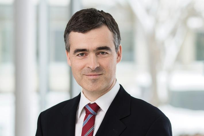 Direction du groupe BKW - Christophe Bossel nommé chef du secteur d'activité Réseaux