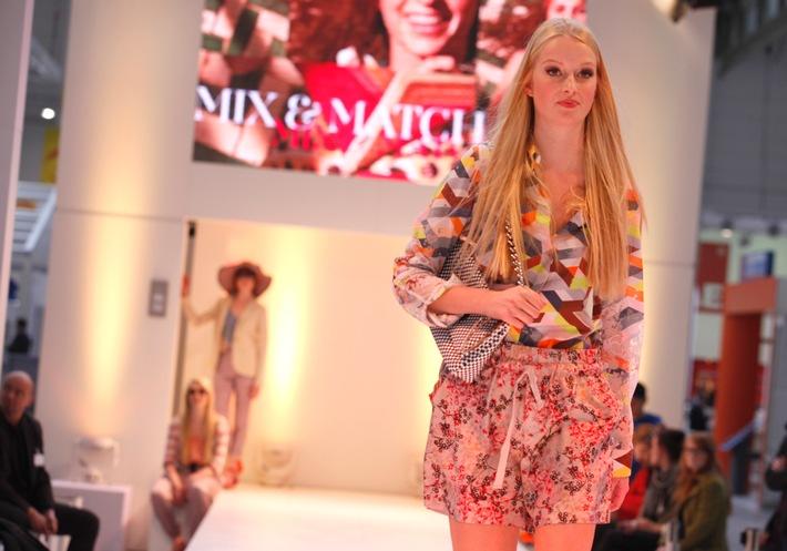 BRIGITTE Fashion Event auf der Light+Building in Frankfurt