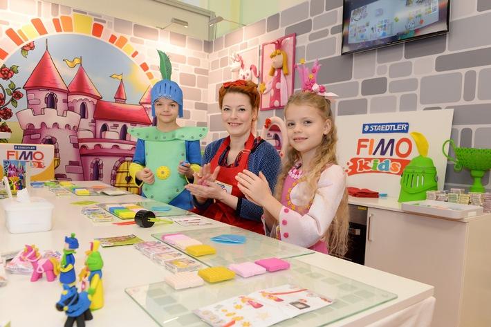 Mit Enie van de Meiklokjes und FIMO kids eigene Spielwelten basteln