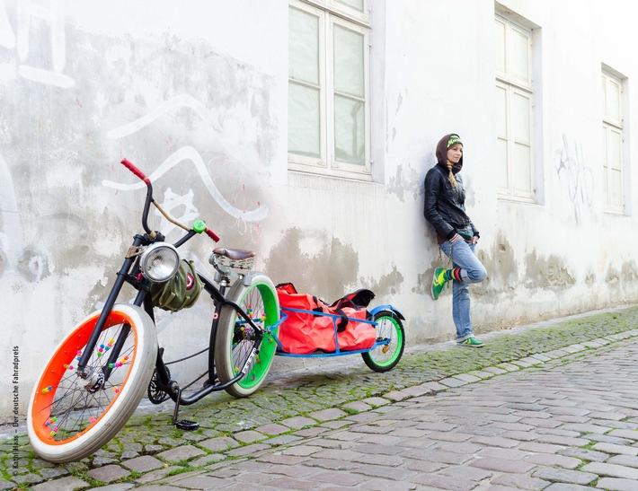 200 Jahre Fahrrad - Vorzeige-Projekte der Radverkehrsförderung im Jubiläumsjahr gesucht