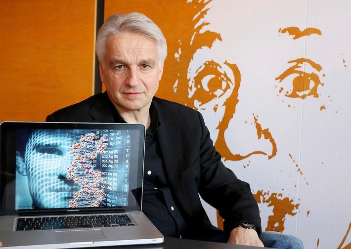 Das Foto zeigt den Referenten Dr. Harald Schneider, Foto: Christopher Ziermann