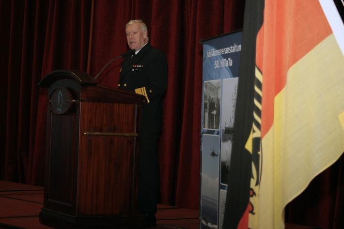 Marine - Traditionsreiche Veranstaltung der Marine: 50. Historisch-Taktische Tagung der Flotte