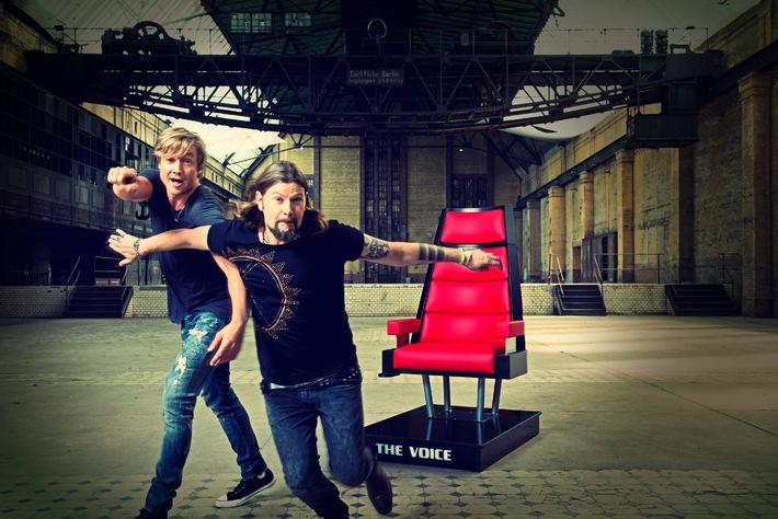 #TVOG-Halbfinale: Rea Garvey und Samu Haber steigen gegeneinander in den Ring / Einziger TV-Auftritt von Coldplay in Deutschland 2014
