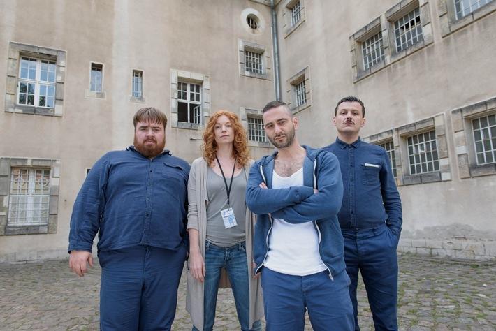 """Neue Folgen der ZDFneo-Sitcom """"Im Knast"""" - mit prominenten Gaststars"""