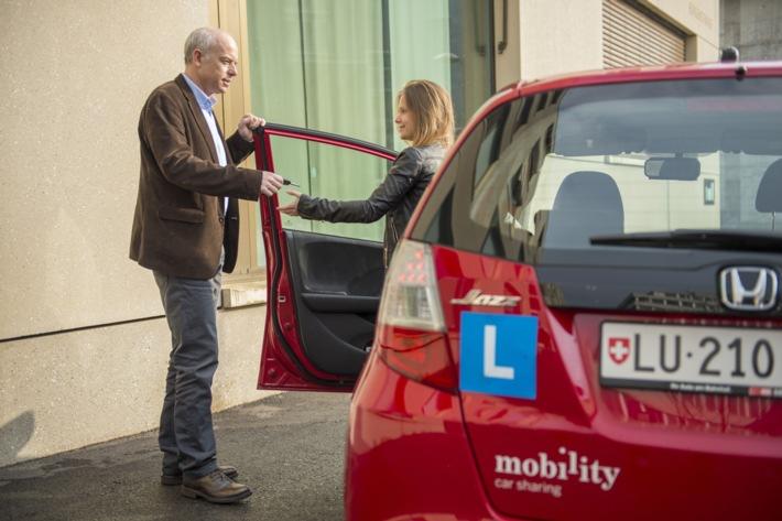 Lernfahrer-Ansturm auf Mobility