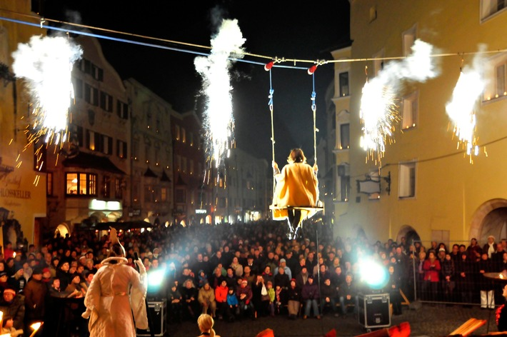 Rattenberger Advent glänzt im historischen Ambiente