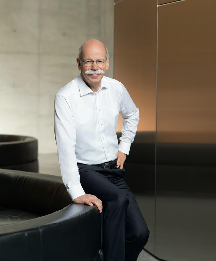 Zetsche-Interview: Wettbewerb aus dem Valley - Joint Venture als Option