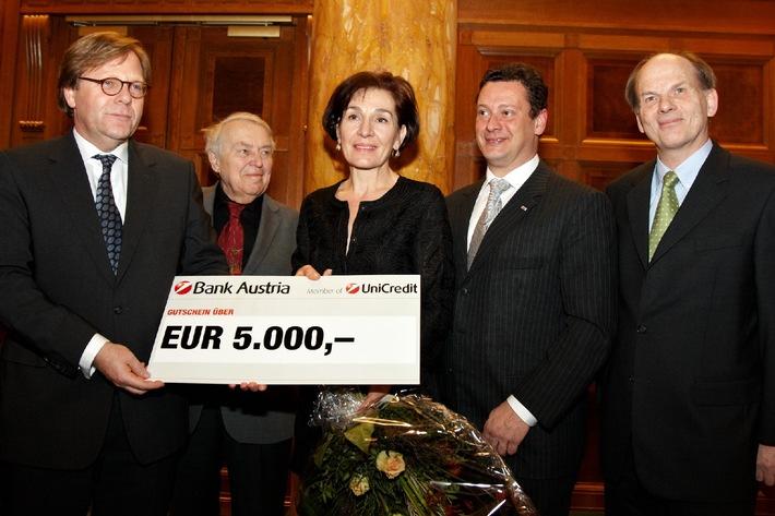 """Writing for CEE 2010""  geht an Bosnierin Azra Nuhefendic - BILD"
